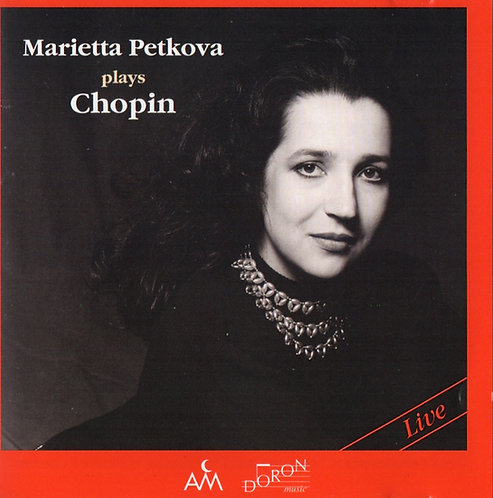 Marietta Petkova plays Chopin