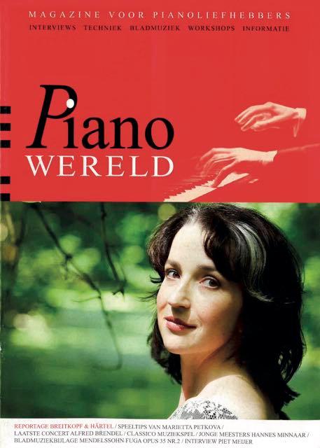 'Speeltips' - Pianowereld