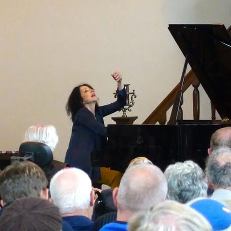 Colorful and Enchanting Piano Recital