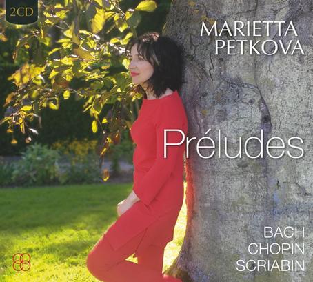 'Marietta Petkova - Préludes'