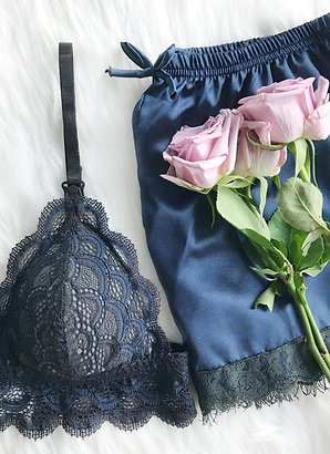 Merlyn Maternity Lace Bralette