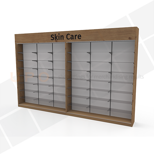 Skin Care or Natural Health Wall System