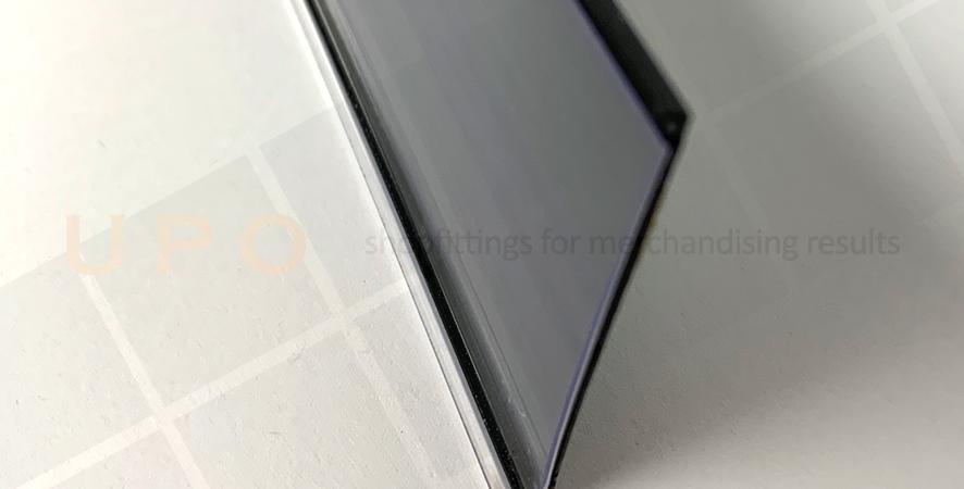 Flat Data Strip - Stick-on