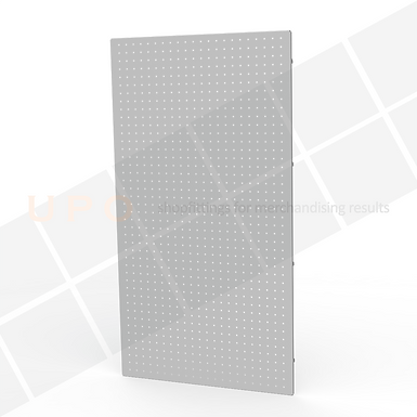 Clip-in Peg Metal Panel