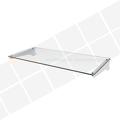 Toughened Glass Shelf Set