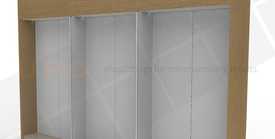 Pharmacy Wall System