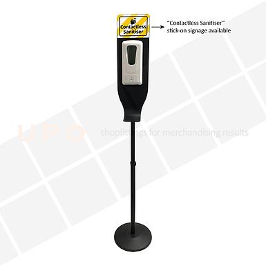 Touch Free Hand Sanitiser Dispenser - Adjustable