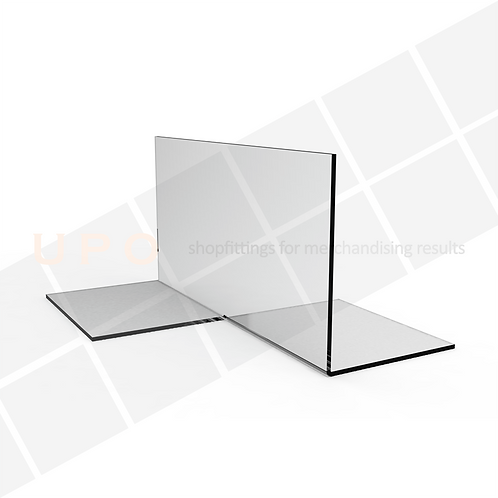 Impulse Table Individual Cube Divider