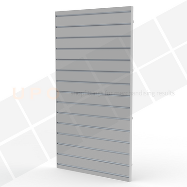 Clip-in Slatwall Panel