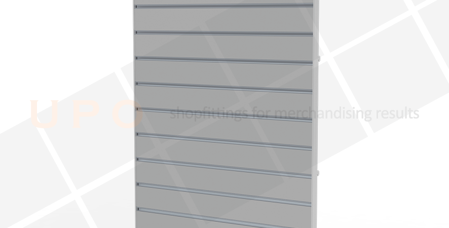 Clip-in Slatwall Panel