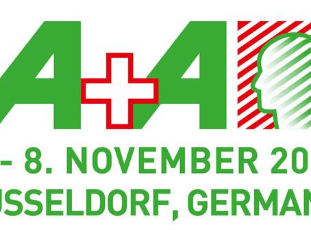 Fiera Internazionale A+A Dusseldorf. Presenti anche i nostri organismi!