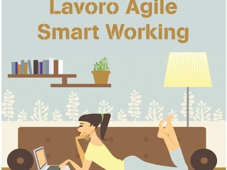 CORONAVIRUS: Scende in campo il Lavoro Agile!