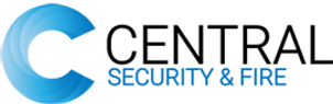 Central Security & Fire Logo