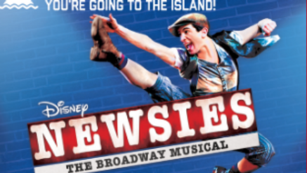 Newsies Oct 13 Adult 2 pm
