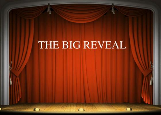 Big Reveal on Nov 8th!