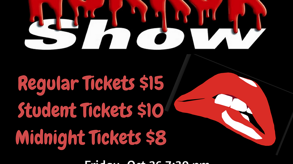 Rocky Horror 1031 Midnight