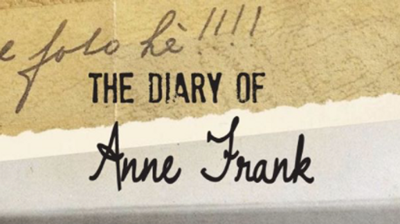 Diary of Anne Frank 2 PM Student Ticket Feb 21