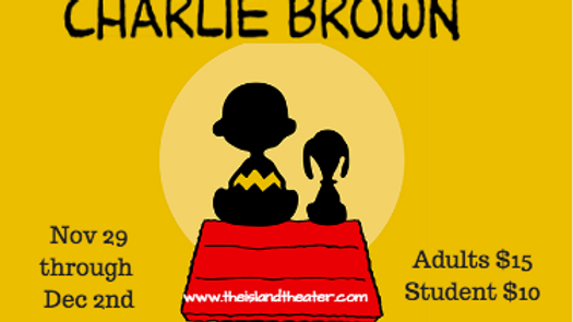 You're A Good Man, Charlie Brown 121 Student Ticket