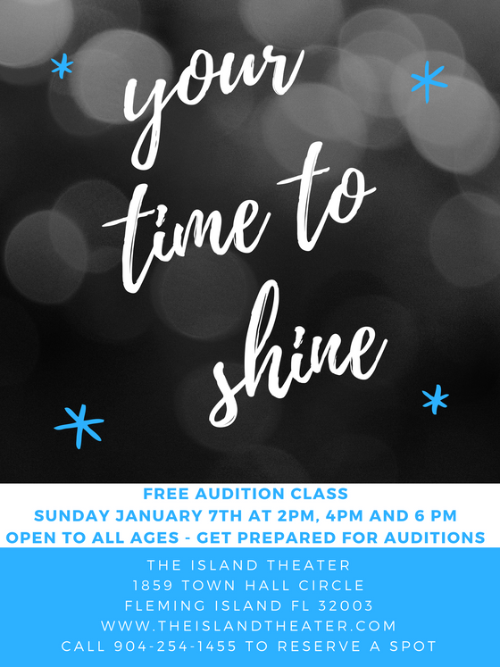 Free Audition Class