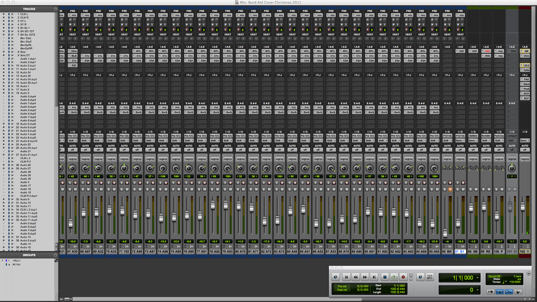 Online Mixing Lessons