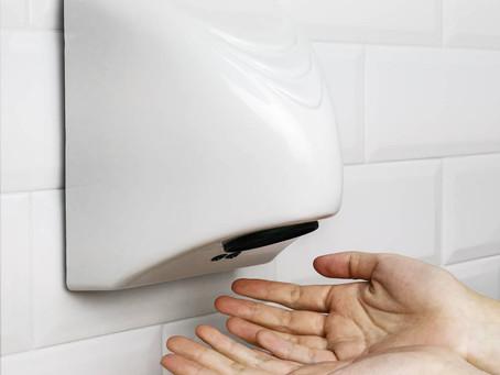 Asciugamani Elettrico? NO, Grazie!