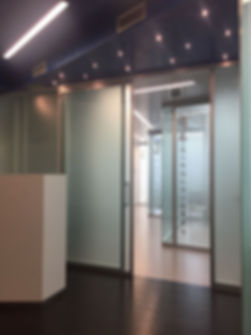 Interno Studio Dentistico Dott. Bezzon Padova