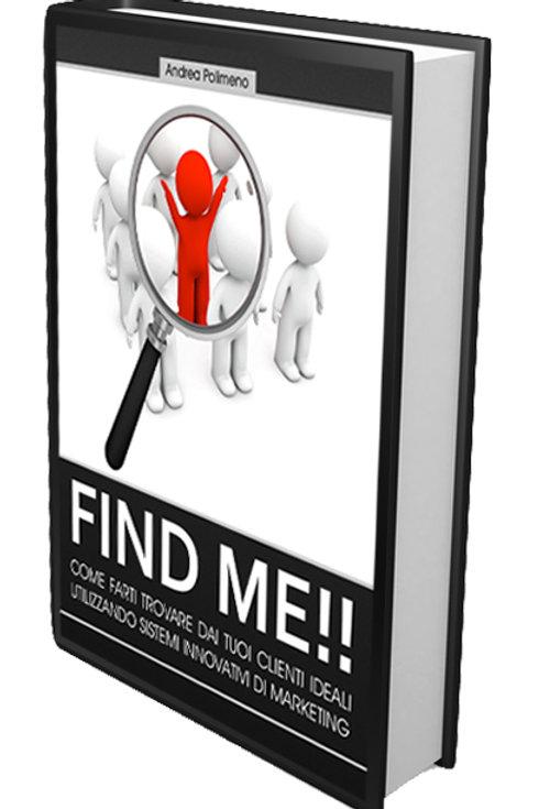 E-Book - FIND ME!!