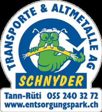 Schnyder Transportunternehmung + Altmeta