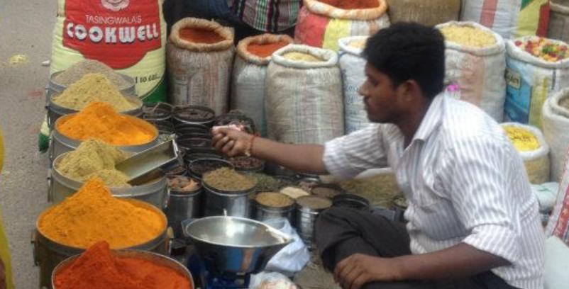 Turmeric Masala Chai (organic)