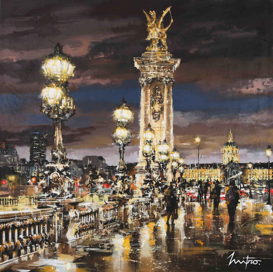 DEPUIS LE PONT PARIS