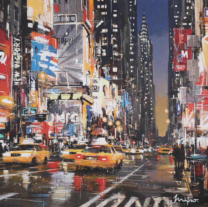 NY BY NIGHT