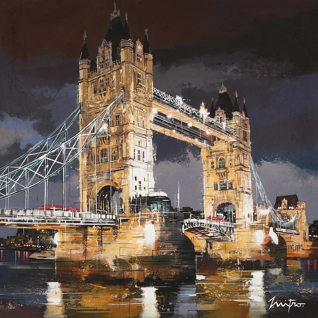 LONDON- TOWER  BRIDGE 120X120 cm.jpg