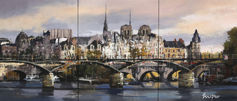 """Pont des Arts"""