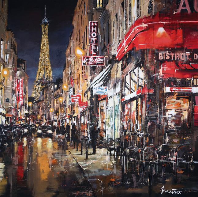 SOIREE A PARIS