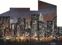 NEW YORK SUR LA MER 170x230 cm - copie.j