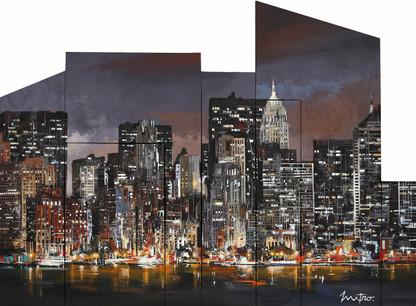 NEW YORK SUR LA MER