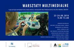plakat_warsztatów_multimedialnych