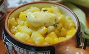 milho na manteiga