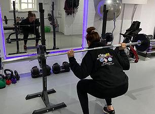 rachel mounter fitness coaching package.