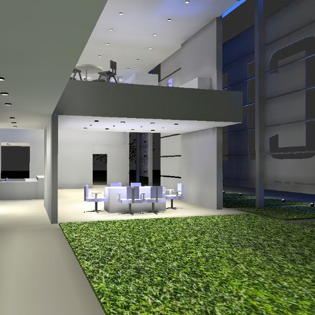 Putsch Headquarters | 3D Rendering