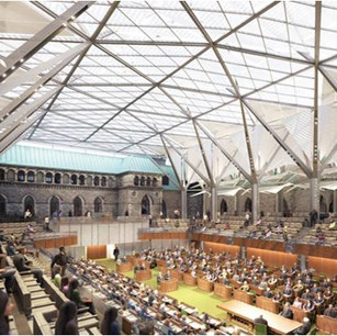 Canadian Parliament | Concept Rendering