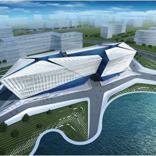 Citadel Capital Office Building | Concept Rendering