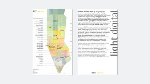Map Graphic Design