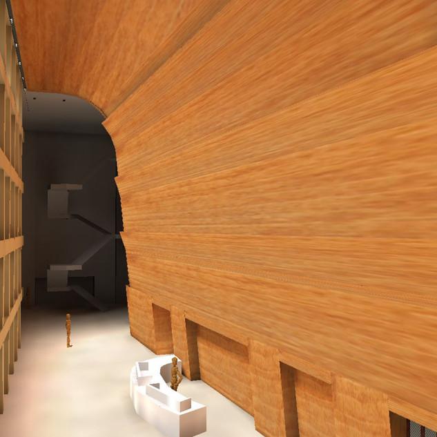 Museum of African Art | 3D Rendering