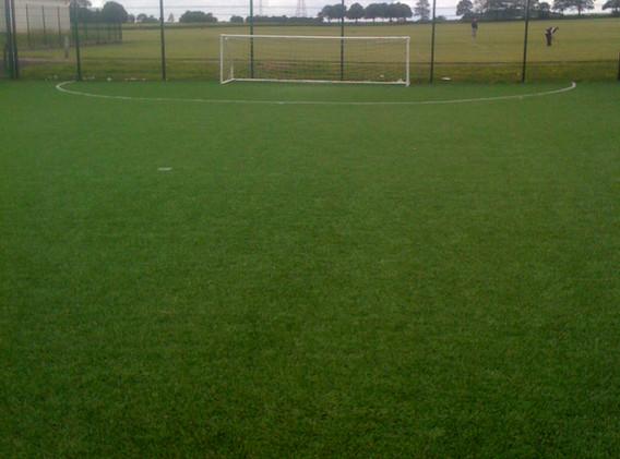 artificial grass MUGA 10.JPG