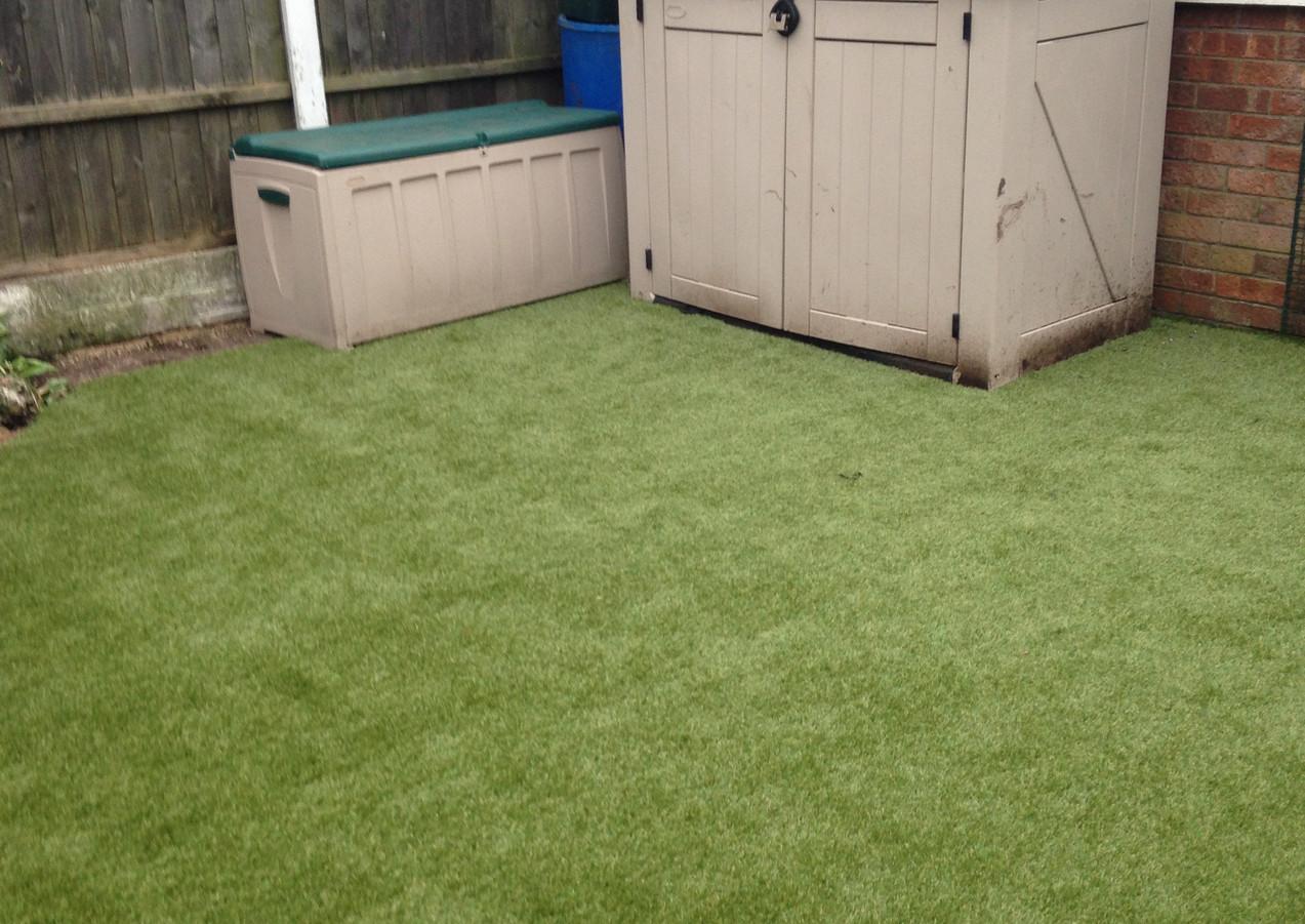 Liverpool Artificial grass 2