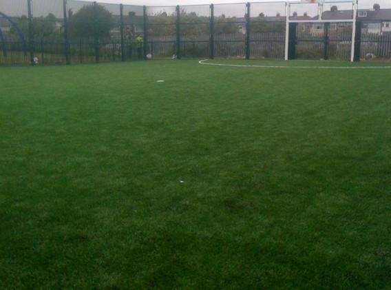 artificial grass MUGA 21.JPG