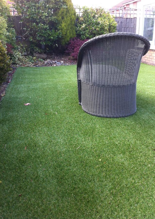 Liverpool Artificial grass  8