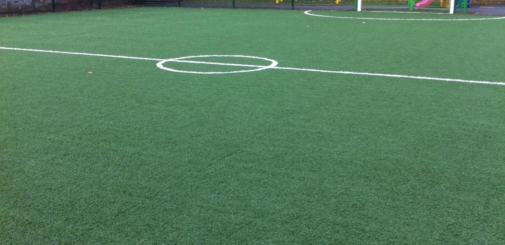 artificial grass MUGA 30.JPG