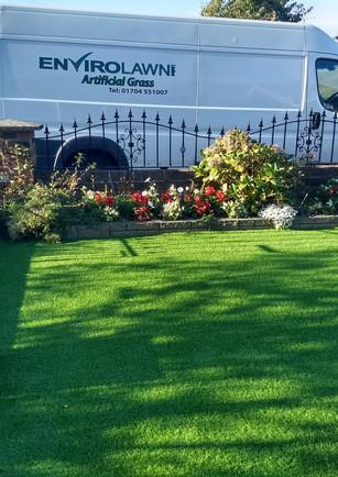 Liverpool Artificial grass 9
